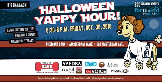 Yappy Hour Event 103015
